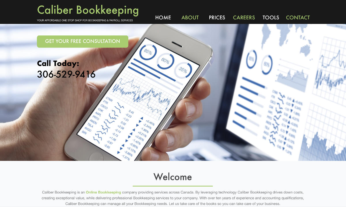 caliber-bookkeeping